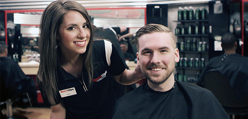 Sport Clips Haircuts of Alexandria - Plaza 28  Haircuts